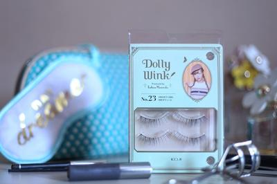 Review: Koji Dolly Wink Eyelash by Tsubasa Masuwaka