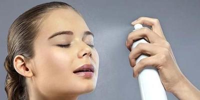 6 Gunakan Setting Spray