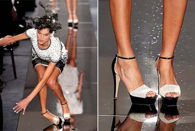 3. Perhatikan Model/Bentuk Sepatu