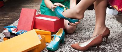 5. Jangan Terpaku/Percaya Begitu Saja pada Ukuran Sepatu yang Tertera