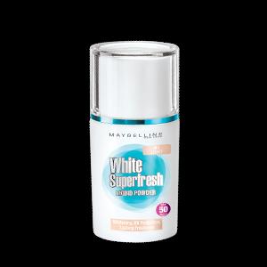Review: Maybelline White Superfresh Liquid Powder