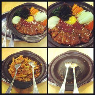 Menikmati Makanan Ala Korea di Kota Malang