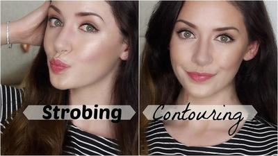 Strobing vs Countouring