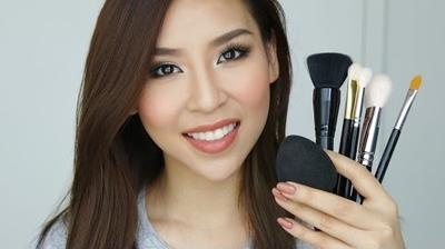 Tutorial Membersihkan Brush Makeup Tanpa Merusak Bulunya