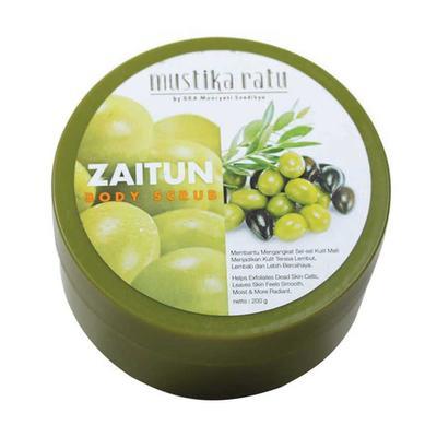2. Mustika Ratu Olive Zaitun