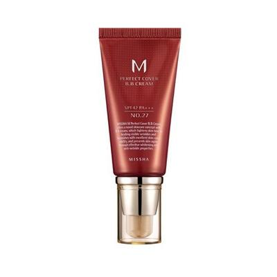 2. Missha Perfect Cover BB Cream