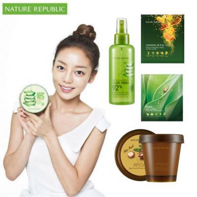 Kulit Cantik & Rambut Sehat Dengan Produk Best Seller dari Nature Republic
