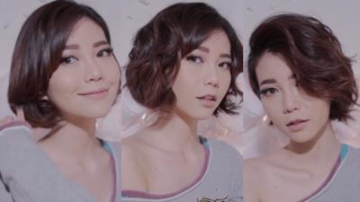 Model Rambut Elegan untuk Rambut Pendek