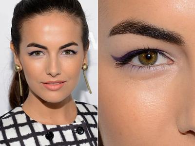 Eyeliner untuk Hooded Eyes