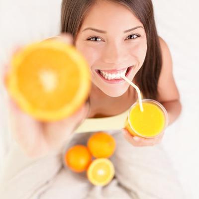 1. Mengontrol Melanin Dengan Memperbanyak Asupan Vitamin C