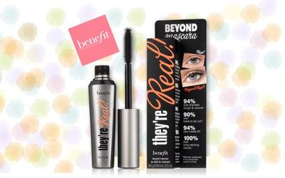 Review: Best Selling Mascara dari Benefit, They're Real! Mascara