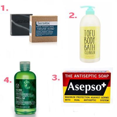 Rekomendasi Produk Body Wash Untuk Atasi Kulit Berjerawat