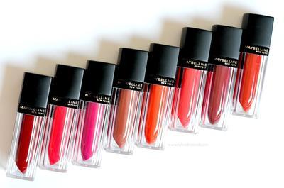 Review: Lipstik Maybelline Vivid Matte Liquid Lip Color