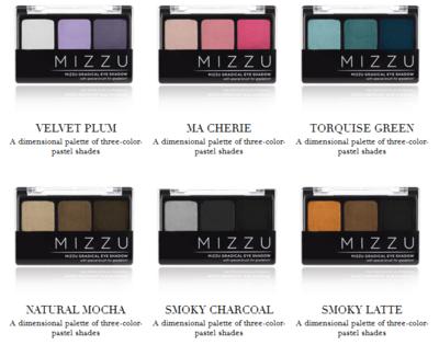 Mizzu Gradical Eye Shadow