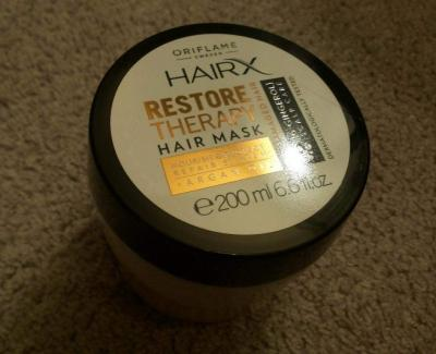 5. Oriflame HairX Restore Therapy