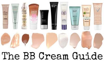 5 Pilihan BB Cream untuk Dapatkan Wajah Cerah