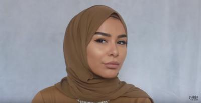 2 Menit Tutorial Style Hijab Kasual Super Simpel