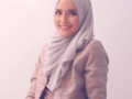 Tampil Stylish Saat ke Kantor Dengan Hijab Pashmina