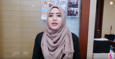 Hijab Stylish nan Simple untuk ke Kantor
