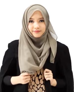 Tutorial Hijab Elegan untuk Acara Formal