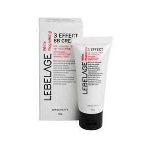1. LEBELAGE White Programing 3 Effect BB Cream SPF 50 PA+++