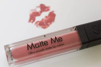 Sleek Matte Me Lipstick