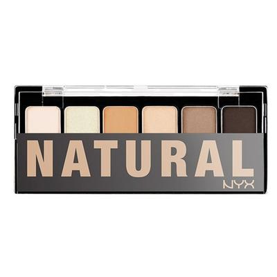 Review: NYX The Natural Shadow Palette