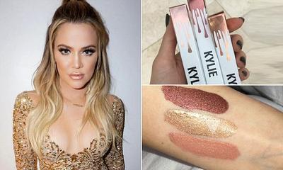 Kylie Jenner Kembali Meluncurkan Produk Terbaru, Kylie Metal Matte Lipstick