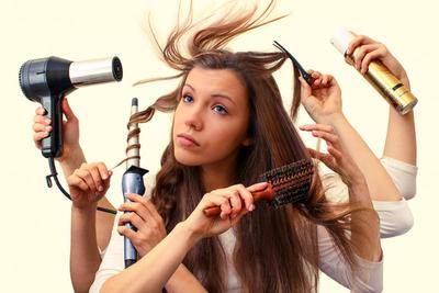 5 Tips Styling Rambut Menggunakan Pemanas
