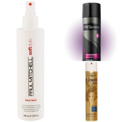 4 Pilihan Spray Styling Rambut Terbaik untuk ke Pesta