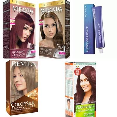 Inilah Pilihan Pewarna Rambut di Bawah Rp100 Ribu (Bagian 1)