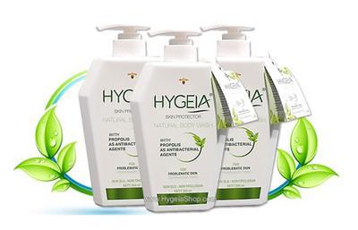 Hygeia Skin Protector, Sabun Cair Khusus untuk Masalah Kulit