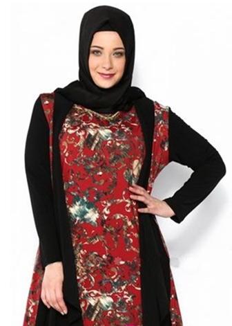 Tips Busana Hijab Untuk Pemilik Tubuh Gemuk Fashion Beautynesia