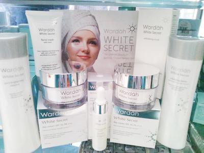 Rangkaian Produk Wardah White Secret yang Ampuh Mencerahkan Wajah (Bagian 2)