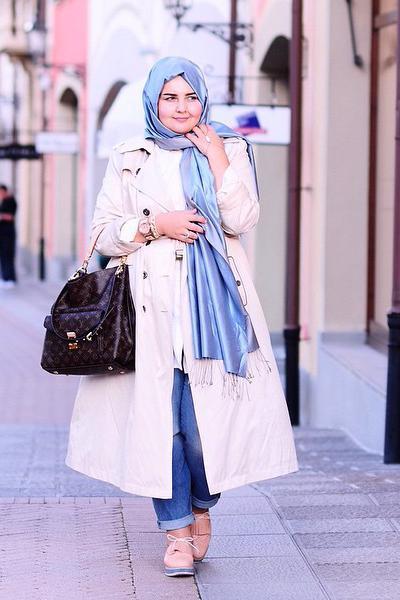 Tips Memilih Hijab untuk Wanita Bertubuh Gemuk