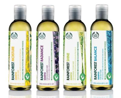 3 Sampo Best Seller dari The Body Shop