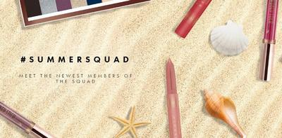 Say Hello to #SummerSquad Collection