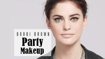Bobbi Brown Makeup Lesson: Inspirasi Gaya Makeup untuk ke Pesta