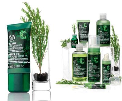 Diskon Produk Facial Wash di The Body Shop