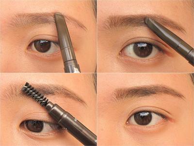 4 Rekomendasi Produk Eyebrow Etude Untuk Makeup Alis Yang Natural