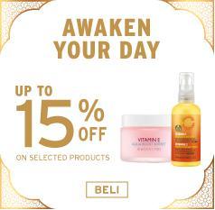 6 Produk Skincare Promo dari The Body Shop