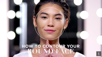 Teknik Contouring ala Sephora untuk Wajah Bulat