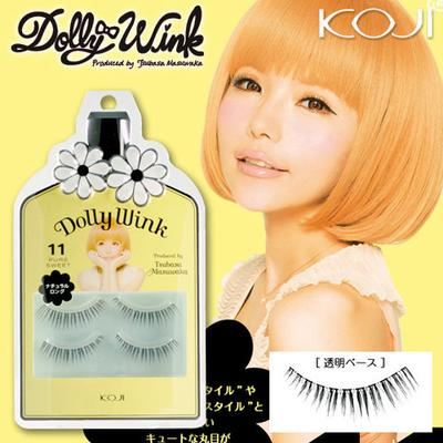 Review: Dolly Wink Lashes by Tsubasa Masuwaka