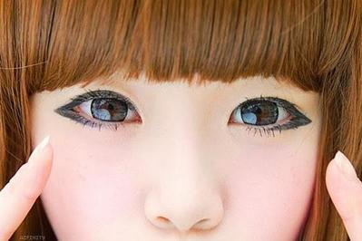 Tutorial Makeup Korean Eyes Ala Artis K-Pop