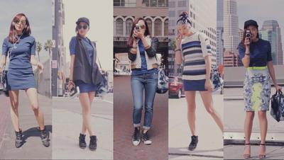Fashion Beauty Video: 5 Cara Memakai Dress untuk Tampil Beda