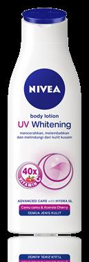 Miliki Kulit Putih Cerah dengan Rangkaian Body Lotion & Serum dari Nivea