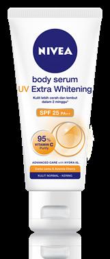 5. Nivea Body Serum UV Extra Whitening