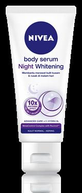 6. Nivea Body Serum Night Whitening