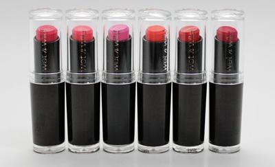 5 Warna Favorit Lipstik Matte Glossy Dari Wet n' Wild Mega Last.