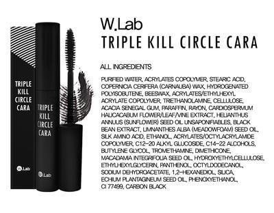 W.Lab Triple Kill Circle Cara